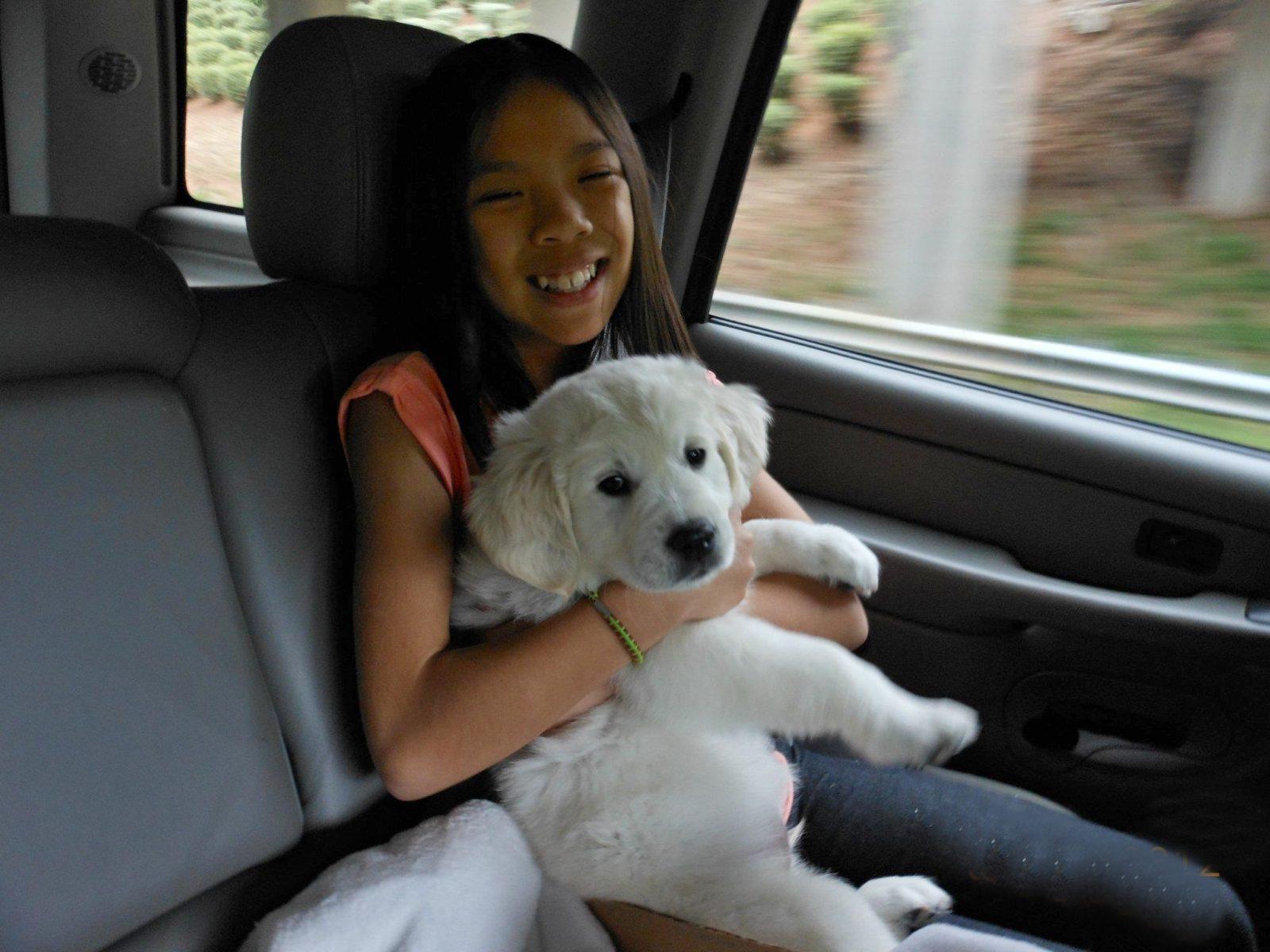 Jaska riding home with Annie gotcha2